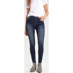 LTB TANYA Jeans Skinny Fit mila undamaged wash. Niebieskie jeansy damskie marki LTB, z bawełny. W wyprzedaży za 223,20 zł.