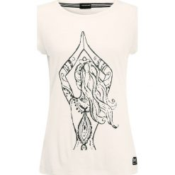 Topy sportowe damskie: super.natural GRAPHIC  Tshirt z nadrukiem bones