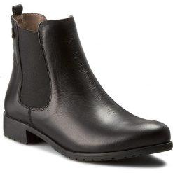 Sztyblety KARINO - 0806/076-P Czarny/Lic. Fioletowe buty zimowe damskie marki Karino, ze skóry. W wyprzedaży za 219,00 zł.