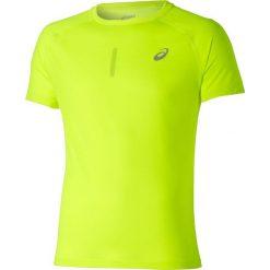Asics Koszulka męska SS Top żółta r. S (121619 0392). Żółte koszulki sportowe męskie Asics, m. Za 47,92 zł.