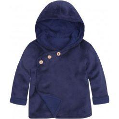 Bluzy niemowlęce: Polarowa bluza z kapturem dla dziecka 0-4 lata