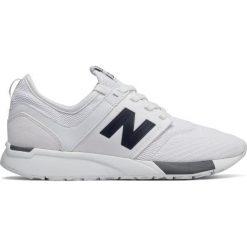 Buciki niemowlęce: New Balance Buty dziecięce KL247C4G  białe r. 39
