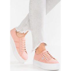 Trampki damskie slip on: Victoria Shoes BASKET LONA PLATAFORMA Tenisówki i Trampki maquillaje