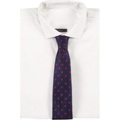 Krawaty męskie: Eton Krawat blau/rot