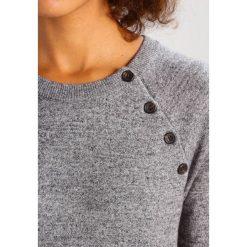 Swetry klasyczne damskie: Abercrombie & Fitch BELL SLEEVE Sweter grey