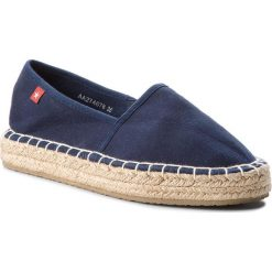 Tomsy damskie: Espadryle BIG STAR – AA274678 Navy