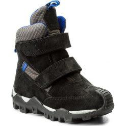 Buty zimowe chłopięce: Śniegowce BARTEK – 24395/66G Czarno Szary