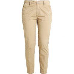 GStar BRONSON MID SKINNY CHINO  Spodnie materiałowe sahara. Szare chinosy damskie marki G-Star, m, z bawełny. Za 469,00 zł.
