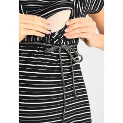Sukienki hiszpanki: Noppies DRESS NURS BEAU  Sukienka z dżerseju black