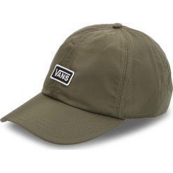 Czapka z daszkiem VANS - Boom Boom Hat I VN0A3PBHKCZ Grape Leaf 049. Szare czapki z daszkiem damskie marki Vans, z gumy, na sznurówki. Za 119,00 zł.