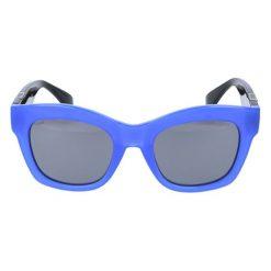 """Okulary przeciwsłoneczne męskie: Okulary przeciwsłoneczne """"GU7454"""" w kolorze niebiesko-czarnym"""