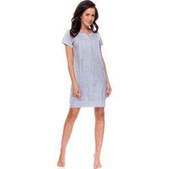 Koszula ciążowa i do karmienia Uma. Czerwone bielizna ciążowa N/A, w kratkę, z bawełny. Za 95,99 zł.
