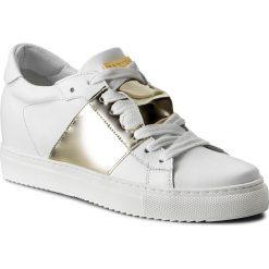 Sneakersy EVA MINGE - Mieres 3M 18BD1372377ES  102. Białe sneakersy damskie Eva Minge, ze skóry ekologicznej. W wyprzedaży za 239,00 zł.