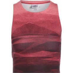 Adidas Performance GRAPH Koszulka sportowa tacros. Czerwone t-shirty damskie adidas Performance, l, z poliesteru. W wyprzedaży za 135,20 zł.