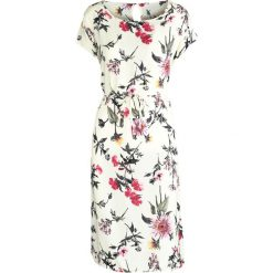 Sukienki: Kremowa Sukienka Flawless Look