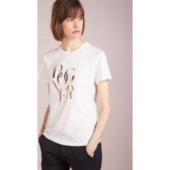 Bogner JOSIE Tshirt z nadrukiem white. Szare t-shirty damskie marki Bogner, m, z nadrukiem, z bawełny. Za 419,00 zł.