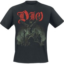 Dio Stand Up And Shout T-Shirt czarny. Czarne t-shirty męskie marki Caliban, s. Za 74,90 zł.