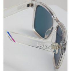 Lacoste Okulary przeciwsłoneczne shiny crystal. Białe okulary przeciwsłoneczne męskie wayfarery Lacoste. Za 419,00 zł.