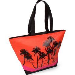 Torba plażowa Acapulco Palm. Czerwone torby plażowe Astratex. Za 47,99 zł.