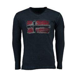 """T-shirty chłopięce z długim rękawem: Koszulka """"Jacolino"""" w kolorze granatowym"""