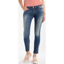 LTB MINA Jeansy Slim Fit zaniah wash. Niebieskie jeansy damskie marki LTB, z bawełny. W wyprzedaży za 223,20 zł.