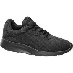 Buty męskie Nike Tanjun NIKE czarne. Czarne halówki męskie marki Nike, z materiału, nike tanjun. Za 279,90 zł.