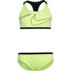 Nike Performance RACERBACK SPORT TOP BRIEF Bikini volt glow. Zielone stroje dwuczęściowe dziewczęce Nike Performance, z elastanu. Za 139,00 zł.