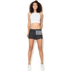 Colour Pleasure Spodnie damskie CP-020 268 czarno-szaro-białe r. XXXL-XXXXL. Białe spodnie sportowe damskie Colour pleasure. Za 72,34 zł.