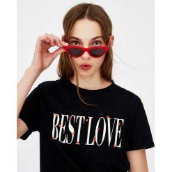 T-shirty damskie: Koszulka z napisem Best Love
