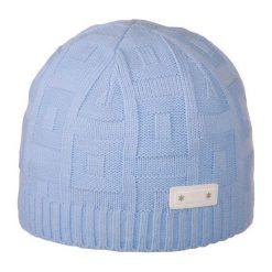 Viking Czapka damska regular niebieska (2107120). Niebieskie czapki damskie marki Viking. Za 31,80 zł.