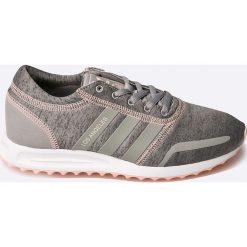 Adidas Originals - Buty los angeles w. Szare buty sportowe damskie adidas Originals, z materiału. W wyprzedaży za 199,90 zł.