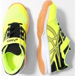Buty sportowe damskie: ASICS UPCOURT 2 Obuwie do piłki ręcznej safety yellow/dark grey/black