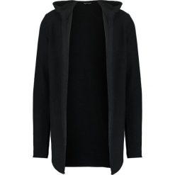 Swetry rozpinane męskie: YOURTURN Kardigan solid black