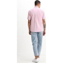 Koszule męskie na spinki: Soulland BRETT ZIPPER Koszula pink