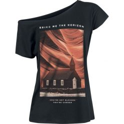 Bring Me The Horizon You're Cursed Koszulka damska czarny. Czarne bluzki asymetryczne Bring Me The Horizon, xl. Za 66,90 zł.