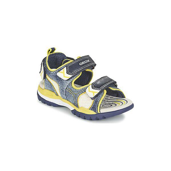 efd8b55ab12 Sandały sportowe Dziecko Geox J BOREALIS B. D - Niebieskie buty ...