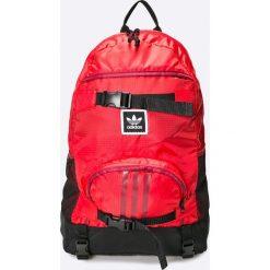 Adidas Originals - Plecak. Czerwone plecaki męskie adidas Originals, z materiału. W wyprzedaży za 139,90 zł.