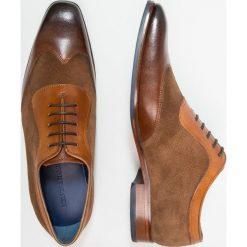 Buty wizytowe męskie: Melvin & Hamilton RICO Eleganckie buty mid brown/wood/ciliago