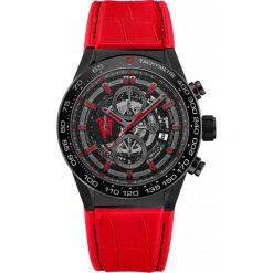 ZEGAREK TAG HEUER CARRERA CAR2A1J.FC6416. Czarne zegarki męskie marki KALENJI, ze stali. Za 25590,00 zł.