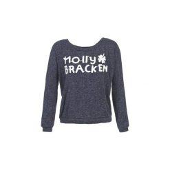 Swetry Molly Bracken  FAVERLO. Niebieskie swetry klasyczne damskie Molly Bracken. Za 143,20 zł.