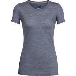 Icebreaker Koszulka Sportowa Wmns Sphere Ss Low Crewe Gumtree/Snow/Stripe L. Czerwone bluzki sportowe damskie marki numoco, l. W wyprzedaży za 179,00 zł.