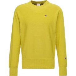 Champion Reverse Weave CREWNECK  Bluza wax. Żółte kardigany męskie Champion Reverse Weave, m, z bawełny. Za 379,00 zł.