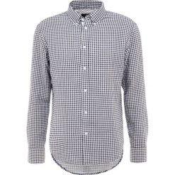 Rag & bone FIT TOMLIN SHIRT Koszula navy gingham. Niebieskie koszule męskie na spinki rag & bone, m, z bawełny. Za 949,00 zł.