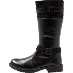 Buty zimowe damskie: Asso Kozaki black