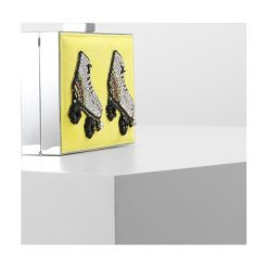 Kopertówki damskie: GEDEBE BOXY SKATES Kopertówka yellow