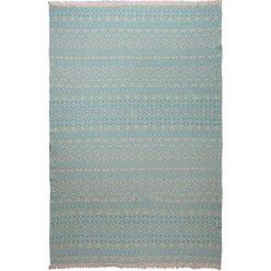 Kąpielówki męskie: Chusta hammam w kolorze turkusowym – 200 x 140 cm