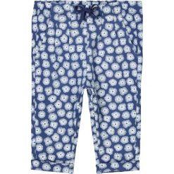 Spodnie z wzorzystego moltonu 1 miesiąc - 3 lata Oeko Tex. Szare spodnie dresowe dziewczęce La Redoute Collections, z bawełny. Za 44,06 zł.