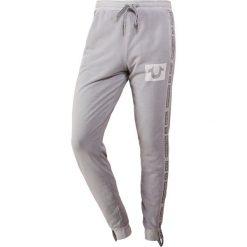 Spodnie męskie: True Religion TAPE PANT Spodnie treningowe lime stone