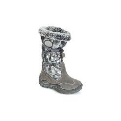 Śniegowce Dziecko Primigi  PWIGT 8614. Czerwone buty zimowe chłopięce marki Elefanten, z materiału. Za 311,20 zł.