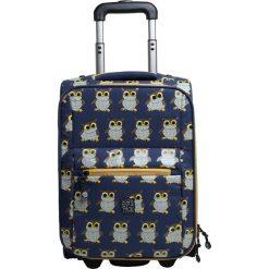 Pick & PACK OWL Walizka na kółkach blue. Niebieskie walizki pick & PACK. Za 379,00 zł.